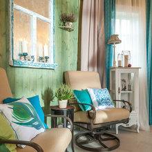Фотография: Мебель и свет в стиле Кантри, Дом, Дома и квартиры, dom-iz-brusa – фото на InMyRoom.ru