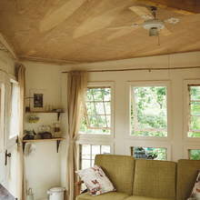 """Фото из портфолио  """"Волшебный"""" домик на дереве – фотографии дизайна интерьеров на InMyRoom.ru"""