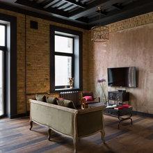 Фото из портфолио Мини-галерея в киевской квартире. – фотографии дизайна интерьеров на InMyRoom.ru