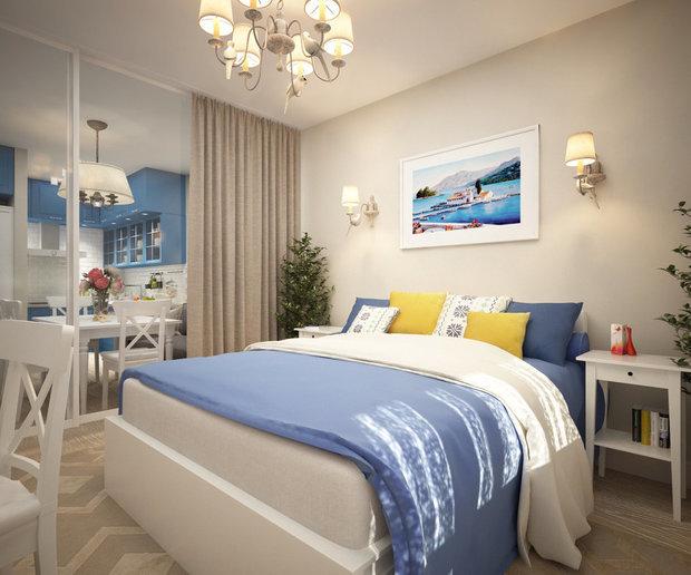 Дизайн: El Trento Design & Interior