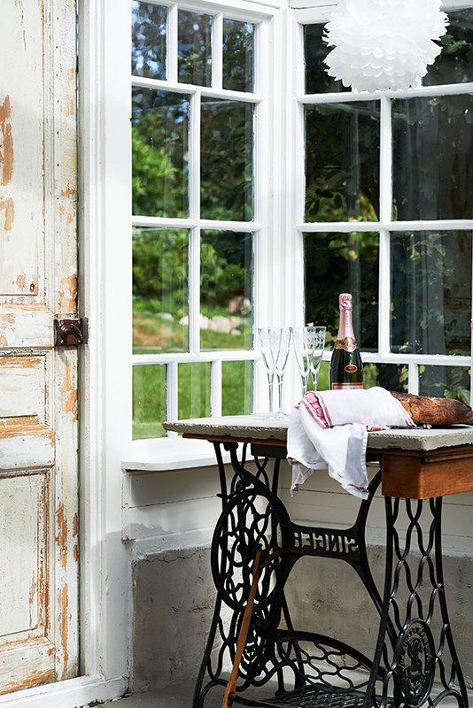 Фотография: Декор в стиле , Скандинавский, Декор интерьера, Дом, Мебель и свет, Цвет в интерьере, Дома и квартиры, Белый, Дача – фото на InMyRoom.ru