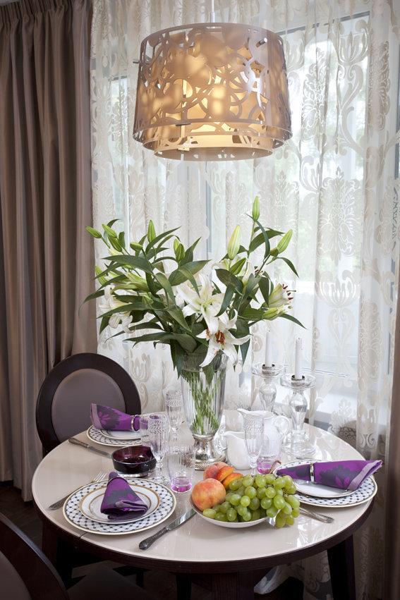 Фотография: Кухня и столовая в стиле Современный, Квартира, Дома и квартиры – фото на InMyRoom.ru
