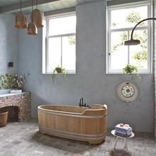 Фотография: Ванная в стиле Лофт, Интерьер комнат, Советы – фото на InMyRoom.ru