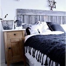 Фотография: Спальня в стиле Скандинавский, Лофт, Декор интерьера, Декор дома – фото на InMyRoom.ru