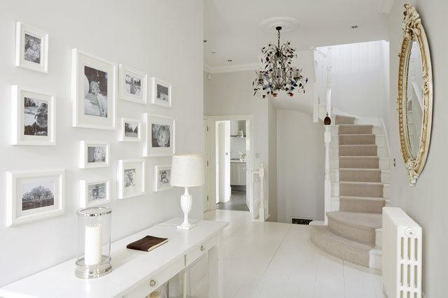 Фотография: Прихожая в стиле Скандинавский, Декор интерьера, Декор дома, Постеры – фото на InMyRoom.ru