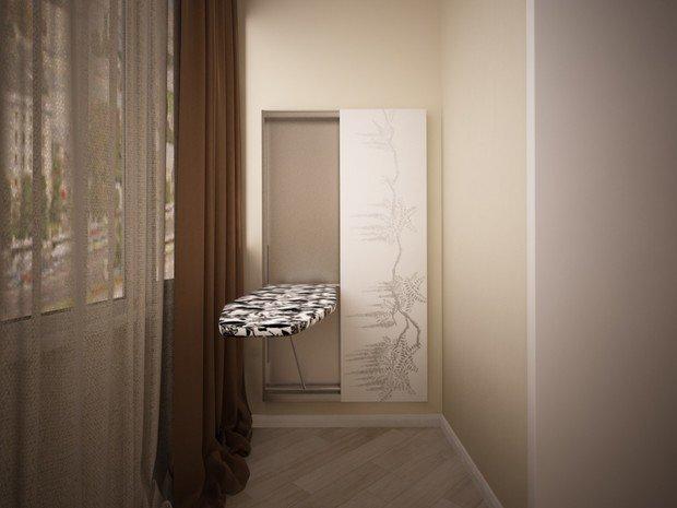 Фото из портфолио  ЖК «Белый парк» 2-х комнатная квартира  – фотографии дизайна интерьеров на INMYROOM