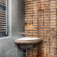 Фотография: Ванная в стиле Кантри, Современный, Декор интерьера, Дом, Дома и квартиры – фото на InMyRoom.ru