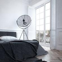 Фотография: Спальня в стиле Современный, Скандинавский, Квартира, Минимализм, Проект недели – фото на InMyRoom.ru