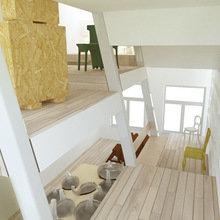 Фотография: Прочее в стиле Минимализм, Дома и квартиры, Городские места, Отель, Амстердам – фото на InMyRoom.ru