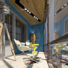 Фотография: Балкон в стиле Лофт, Современный, Эклектика, Эко, Скандинавский, Минимализм, Проект недели – фото на InMyRoom.ru
