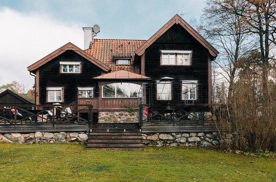 Фотография: Архитектура в стиле Прованс и Кантри, Скандинавский, Современный – фото на INMYROOM