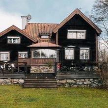 Фотография: Архитектура в стиле Кантри, Скандинавский, Современный – фото на InMyRoom.ru