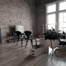 Фото из портфолио Кирпич в интерьере. – фотографии дизайна интерьеров на InMyRoom.ru