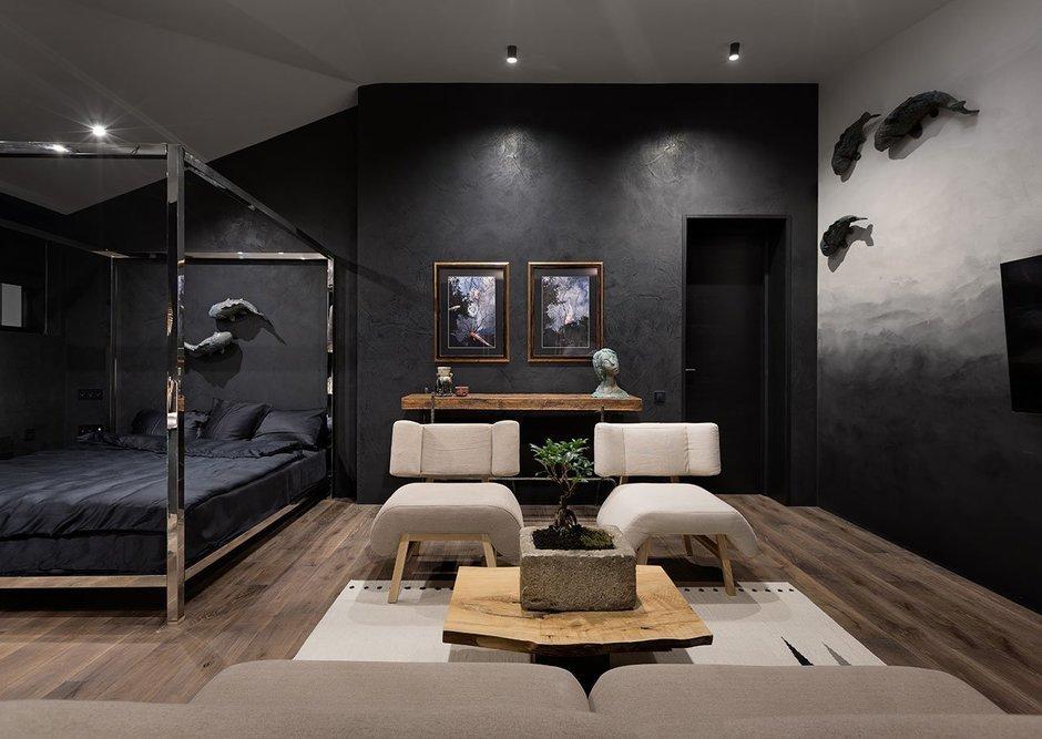 Фотография: Спальня в стиле Современный, Эклектика, Гид, Welcome Studio – фото на InMyRoom.ru