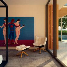 Фото из портфолио O HOUSE – фотографии дизайна интерьеров на InMyRoom.ru