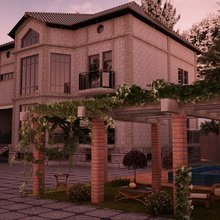 Фотография: Архитектура в стиле , Дом, Дома и квартиры, Картины – фото на InMyRoom.ru