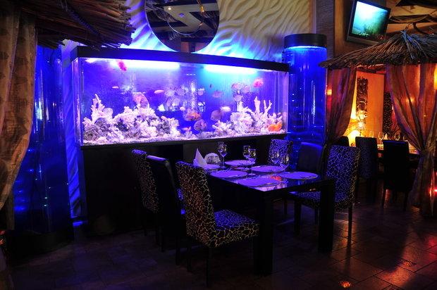 """Фото из портфолио Ресторан """"Сахара"""" – фотографии дизайна интерьеров на INMYROOM"""