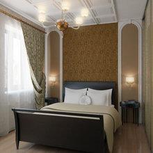 Фото из портфолио уютные спальни – фотографии дизайна интерьеров на INMYROOM