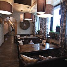 Фото из портфолио Ресторан Халва – фотографии дизайна интерьеров на INMYROOM