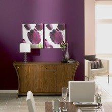 Фотография: Кухня и столовая в стиле Эклектика, Декор интерьера, Дизайн интерьера, Цвет в интерьере, Dulux – фото на InMyRoom.ru