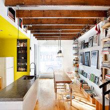 Фото из портфолио Многофункциональный проект от команды Mark+Vivi в Канаде – фотографии дизайна интерьеров на INMYROOM