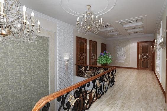 Фотография: Прихожая в стиле Прованс и Кантри, Классический, Дом, Дома и квартиры – фото на INMYROOM