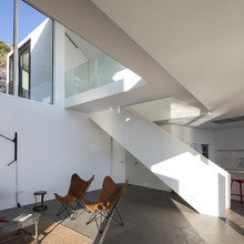 Фото из портфолио Изящная геометрия дома с видом на Средиземное море – фотографии дизайна интерьеров на INMYROOM