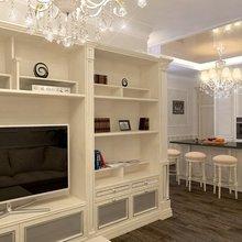 Фото из портфолио 2-к квартира, ЖК «Парк-холл горький» в классическом стиле – фотографии дизайна интерьеров на INMYROOM