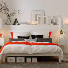 Фото из портфолио Спальни из IKEA – фотографии дизайна интерьеров на InMyRoom.ru