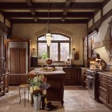 Фотография: Кухня и столовая в стиле , Классический, Дизайн интерьера – фото на InMyRoom.ru