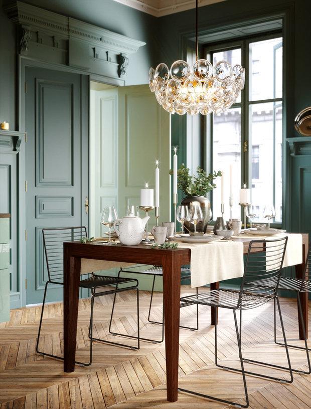 Фотография: Кухня и столовая в стиле Эклектика, Советы, Jacob Delafon – фото на INMYROOM