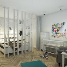 Фотография: Детская в стиле Скандинавский, Квартира, Дома и квартиры, IKEA – фото на InMyRoom.ru