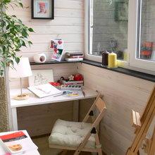 Фото из портфолио Мой балкон – фотографии дизайна интерьеров на INMYROOM