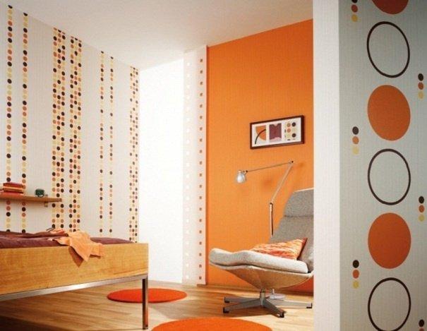 Фотография: Декор в стиле Современный, Декор интерьера, Дизайн интерьера, Цвет в интерьере, Оранжевый – фото на InMyRoom.ru