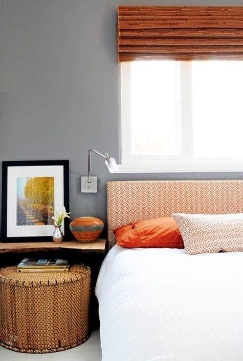 Фотография: Спальня в стиле Прованс и Кантри, Современный, Декор интерьера, Декор дома, Цвет в интерьере – фото на InMyRoom.ru