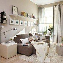 Фотография: Гостиная в стиле Современный, Декор интерьера, Мебель и свет, Тема месяца – фото на InMyRoom.ru