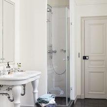 Фото из портфолио Элегантная квартира в Париже с архитектурными деталями – фотографии дизайна интерьеров на INMYROOM