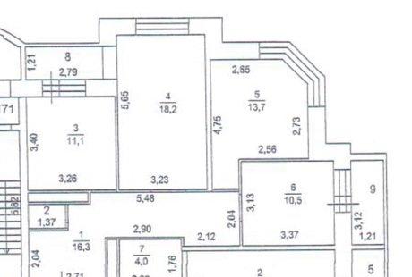 Помогите с перепланировкой квартиры