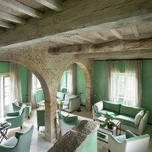 Фотография: Архитектура в стиле , Цвет в интерьере, Дома и квартиры, Городские места, Отель – фото на InMyRoom.ru