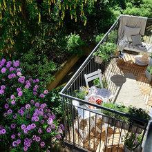 Фотография: Балкон в стиле Скандинавский, Гид – фото на InMyRoom.ru