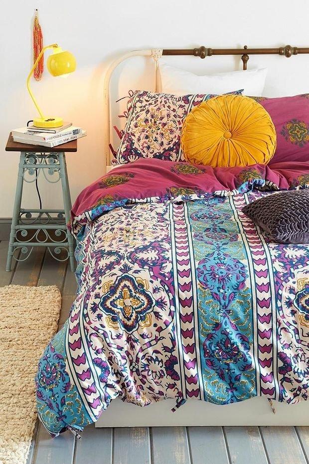 Фотография: Спальня в стиле Прованс и Кантри, Квартира, Советы, Ремонт на практике – фото на InMyRoom.ru