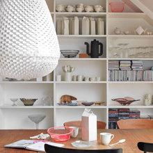 Фотография: Кухня и столовая в стиле Современный, Квартира, Дома и квартиры, Интерьеры звезд – фото на InMyRoom.ru