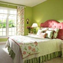 Фотография: Спальня в стиле Кантри, Декор интерьера, Квартира, Дом, Декор, Зеленый – фото на InMyRoom.ru