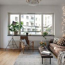 Фото из портфолио Lasarettsgatan 7 Б, Kungshöjd – фотографии дизайна интерьеров на INMYROOM