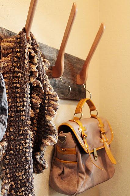 Дом начинается с вешалки: 10 крутых дизайн-хаков
