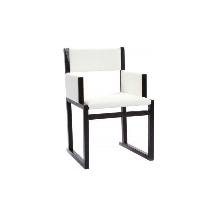 Кресло Solo с деревянным каркасом