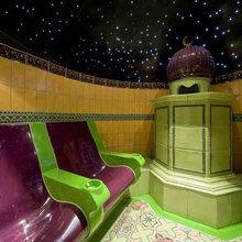 Фото из портфолио Дизайн интерьера СПА комплекса в Baltic Beach Hotel в Юрмале – фотографии дизайна интерьеров на INMYROOM