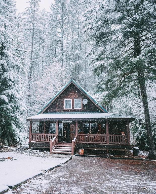 Фотография: Архитектура в стиле , Дом и дача, как утеплить дачный дом, загородный дом – фото на INMYROOM