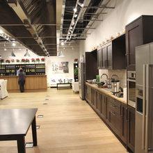 Фото из портфолио Кулинарная студия Юлии Высоцкой – фотографии дизайна интерьеров на INMYROOM