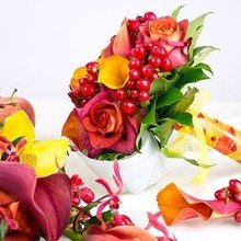 Фотография: Флористика в стиле , Декор, Стиль жизни, Декор свадьбы, Свадебный декор – фото на InMyRoom.ru